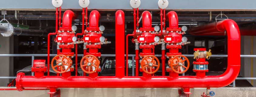VFS Fire & Security Services Fire Suppression