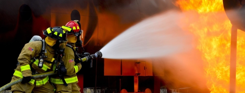 4 REASONS TO INVEST IN FIRE PROTECTION SERVICES TODAY.