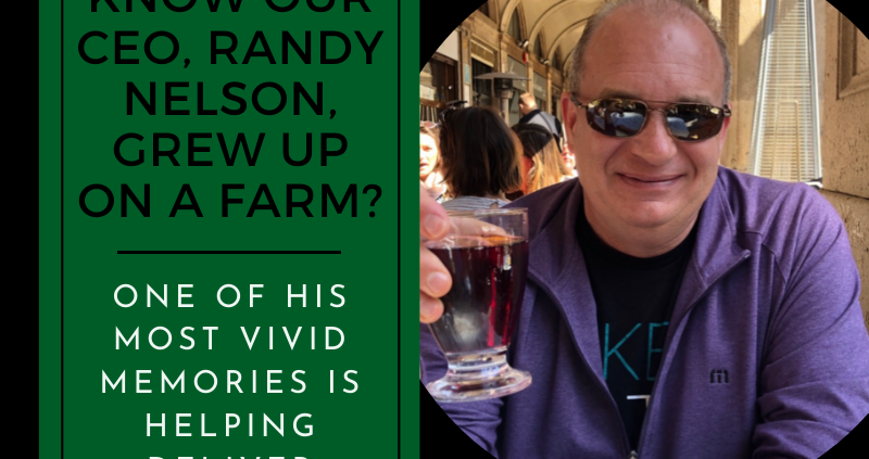 Get to Know CEO Randy Nelson