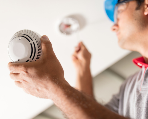 Sound and Communication vs. Alarm and Detection... what?