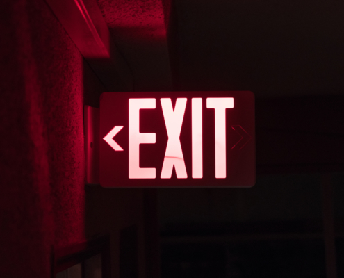 Emergency Lights and Exit Signs Deserve Love and Attention, too!